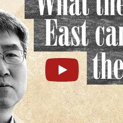 Dr Ha-Joon Chang's video interview 'What can the Far East teach the world?' for the CoronaNomics series by The Independent
