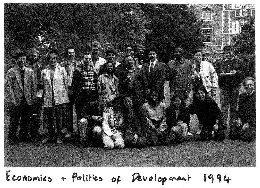 Class Photo, 1994