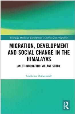 Former Development Studies PhD student releases monograph