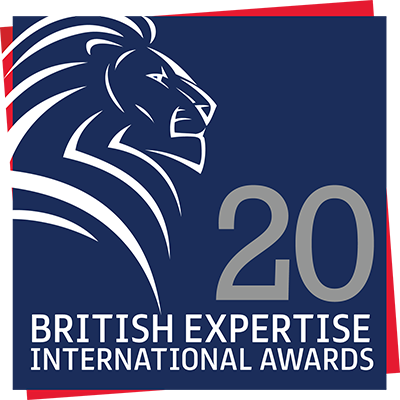 Dr Ingrida Kerusauskaite wins the British Expertise International Young Consultant of the Year Award